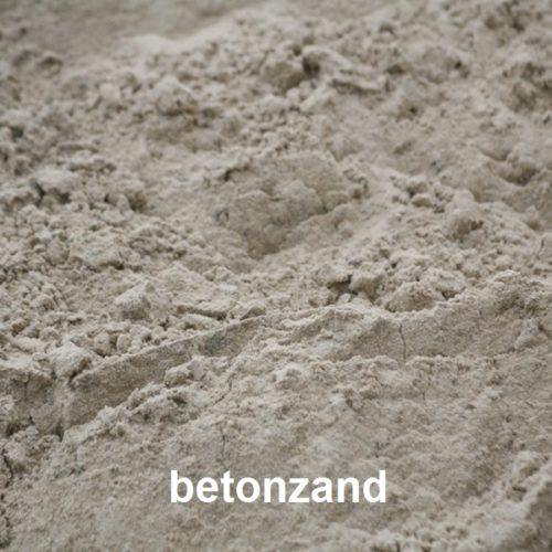 betonzand