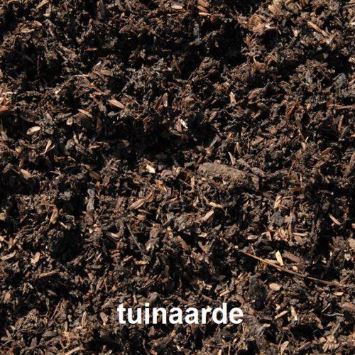 Ook bekend als zwarte tuingrond, wordt veel gebruikt in tuinen en parken. Teelaarde bestaat uit bodemmateriaal van mineralen en aarde, en is daarom erg geschikt voor planten en gras. Het is vrij van onkruid, kiemen en andere verontreiniging. Wij leveren deze in een bigbag